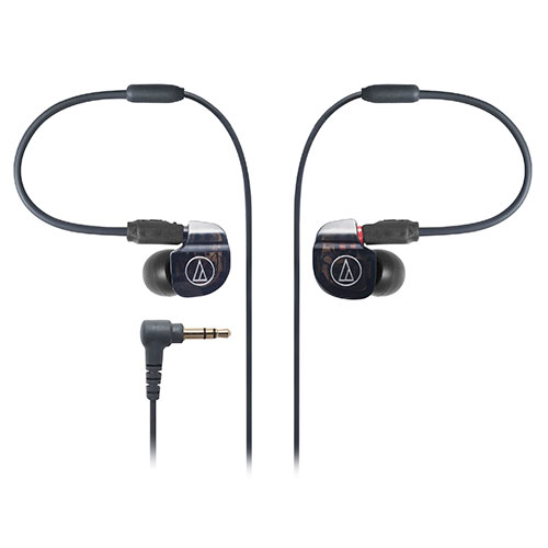 兩重平衡電樞式入耳監聽耳塞 Dual Balanced Armature Inner Ear Headphones