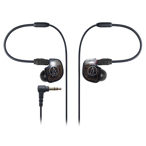 三重平衡電樞式入耳監聽耳塞 Triple Balanced Armature Inner Ear Headphones