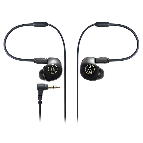 四重平衡電樞式入耳監聽耳塞 Quad Balanced Armature Inner Ear Headphones