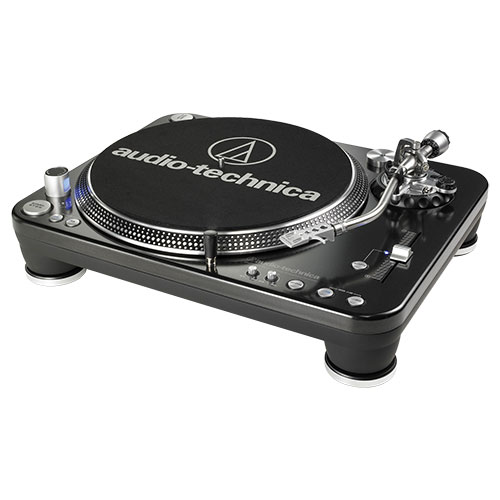 USB 專業DJ直驅式唱盤 USB DJ Direct-Drive Turntable