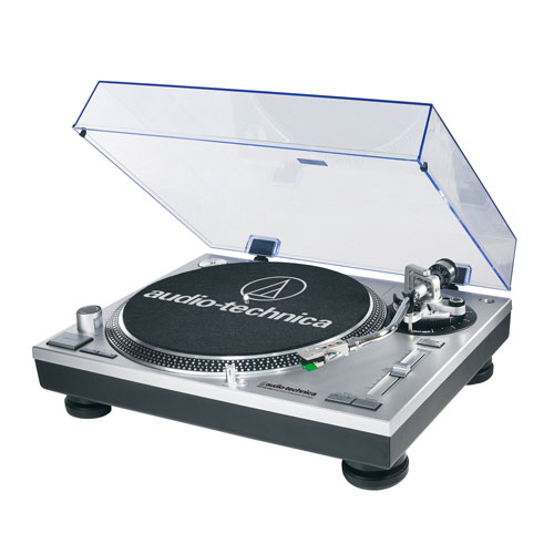 USB 直驅式專業唱盤 USB Direct-Drive Professional Turntable