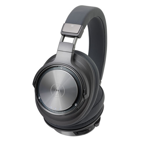 全數碼驅動無線耳罩式耳筒 Wireless Over-Ear Headphones with Pure Digital Drive