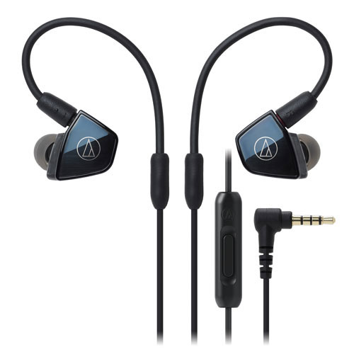 四重平衡電樞入耳式耳塞 Quad Balanced Armature In-ear Headphones