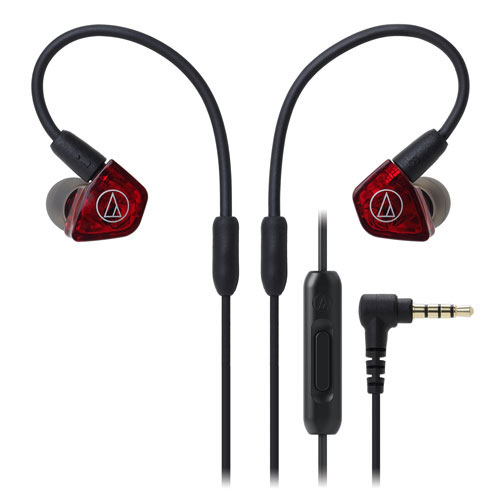 兩重平衡電樞入耳式耳塞 Dual Balanced Armature In-ear Headphones