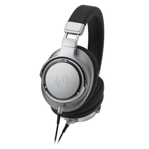 便攜型耳罩式耳筒 High-Resolution Over-Ear Headphones